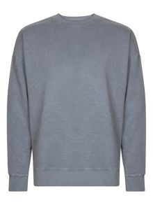 AllSaints Paragon Long Sleeve Crew Neck Jumper