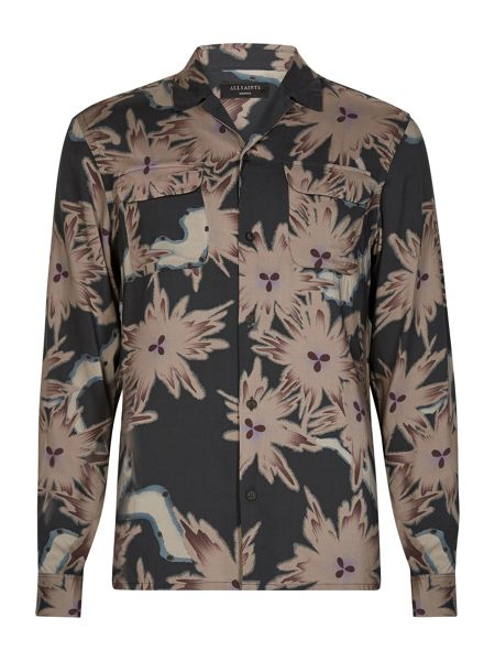 AllSaints Shonto Long Sleeve shirt