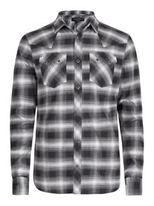 AllSaints Powerville long sleeve shirt