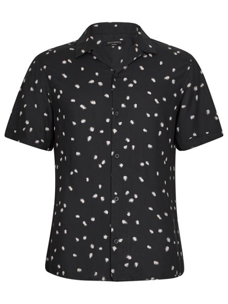 AllSaints Nauvoo short sleeve shirt