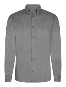 AllSaints Caligula long sleeve shirt