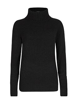 Alpha Roll Neck Jumper