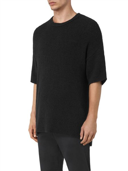 AllSaints Minami knitted t-shirt