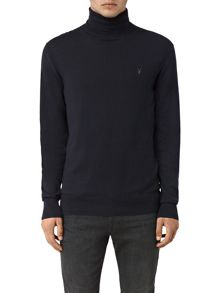 AllSaints Rue roll neck jumper