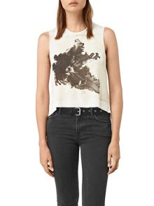AllSaints Brendi Sleeve Top