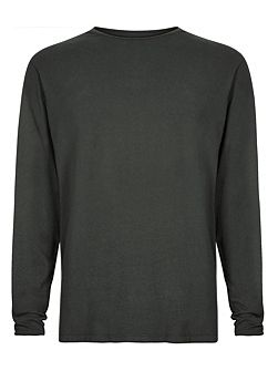Tavern long sleeve crew neck t-shirt