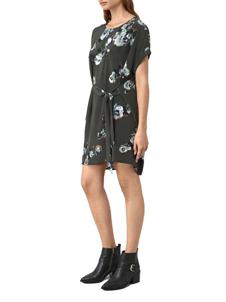 AllSaints Sonny Flora Dress