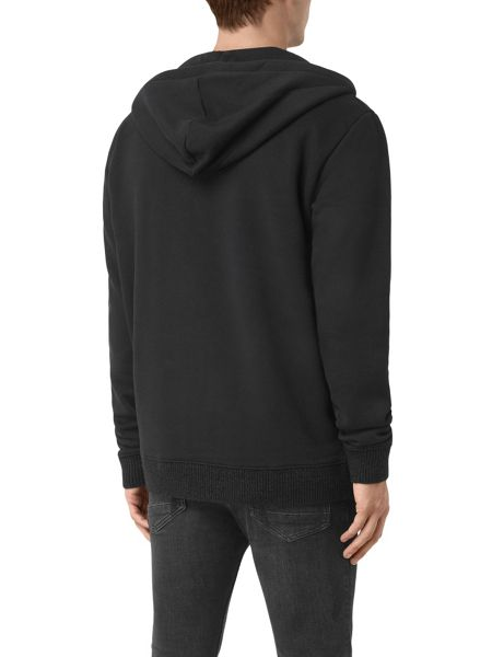 AllSaints Elders zip hoody