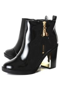 Alice & You Tassle detail chelsea boots