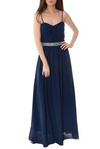 Alice & You Embellished Waistband Bandeau Maxi