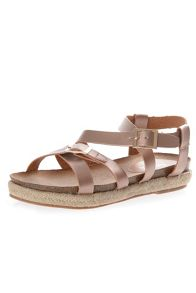 Buckle Gladiator Sandal