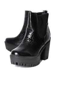 Alice & You Contrast platform boot