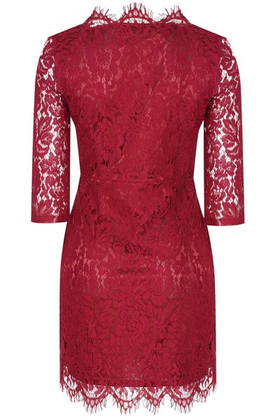 Alice & You Scallop Lace Dress