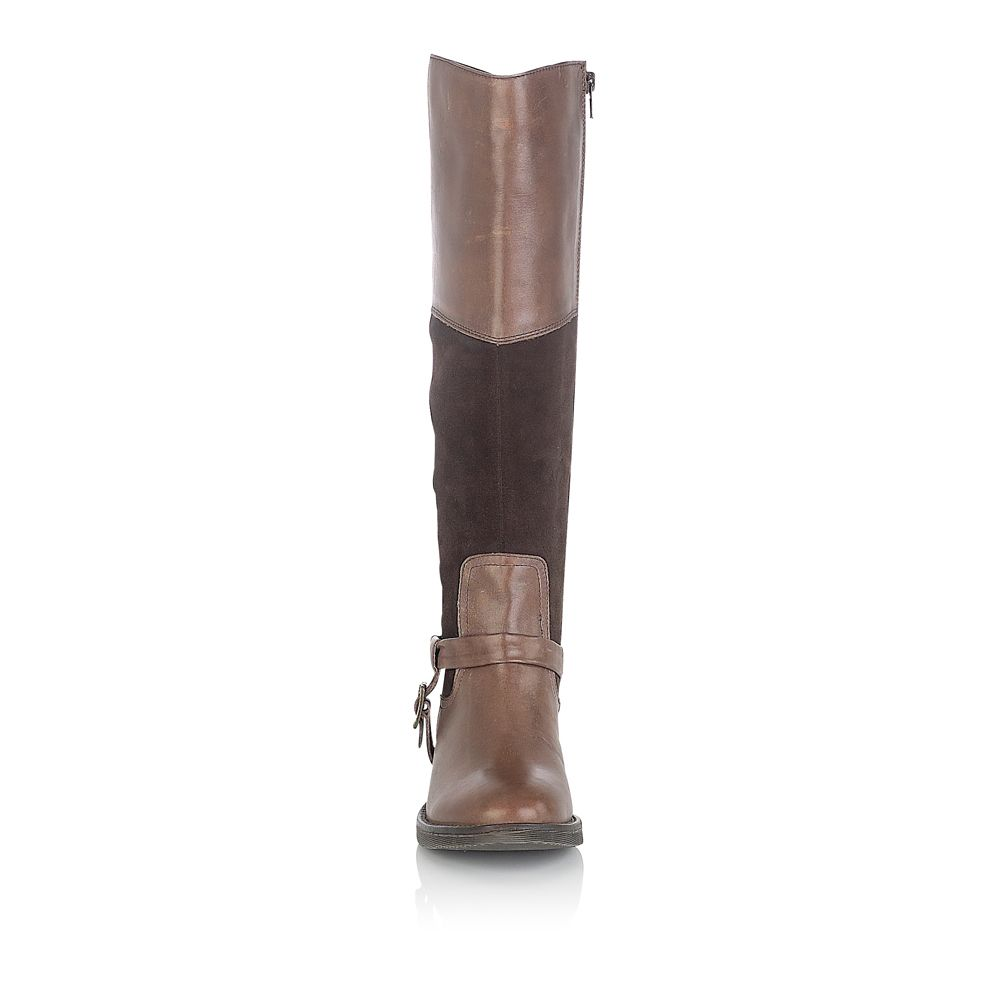 Olida knee high boot