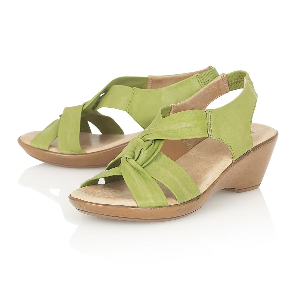 Lotus laurel casual sandals