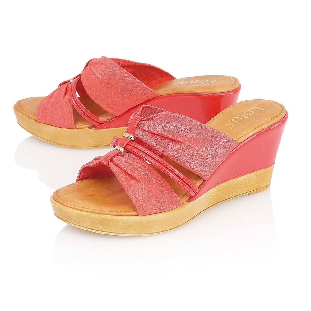 Lotus donika casual sandals