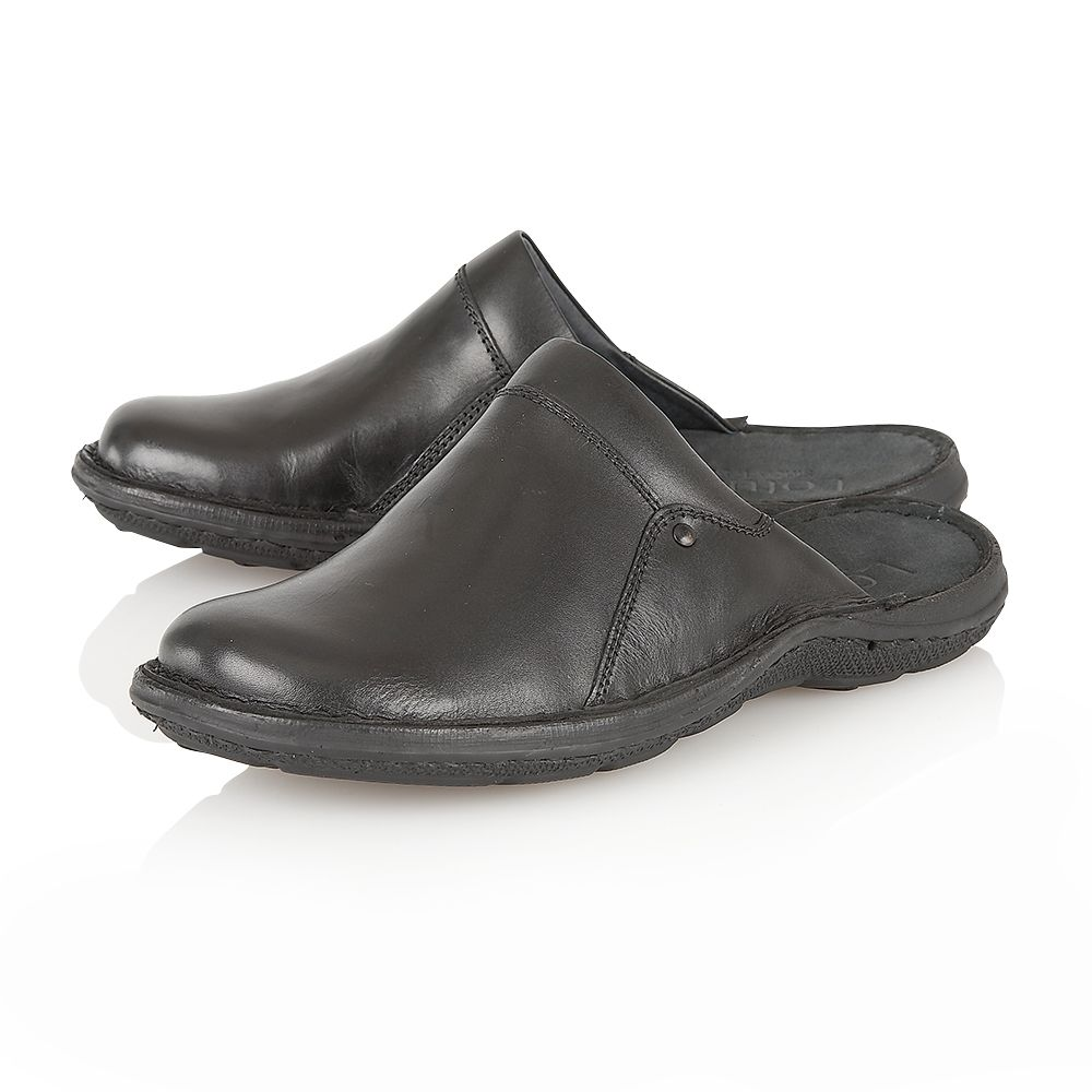 Grantham full toe mule