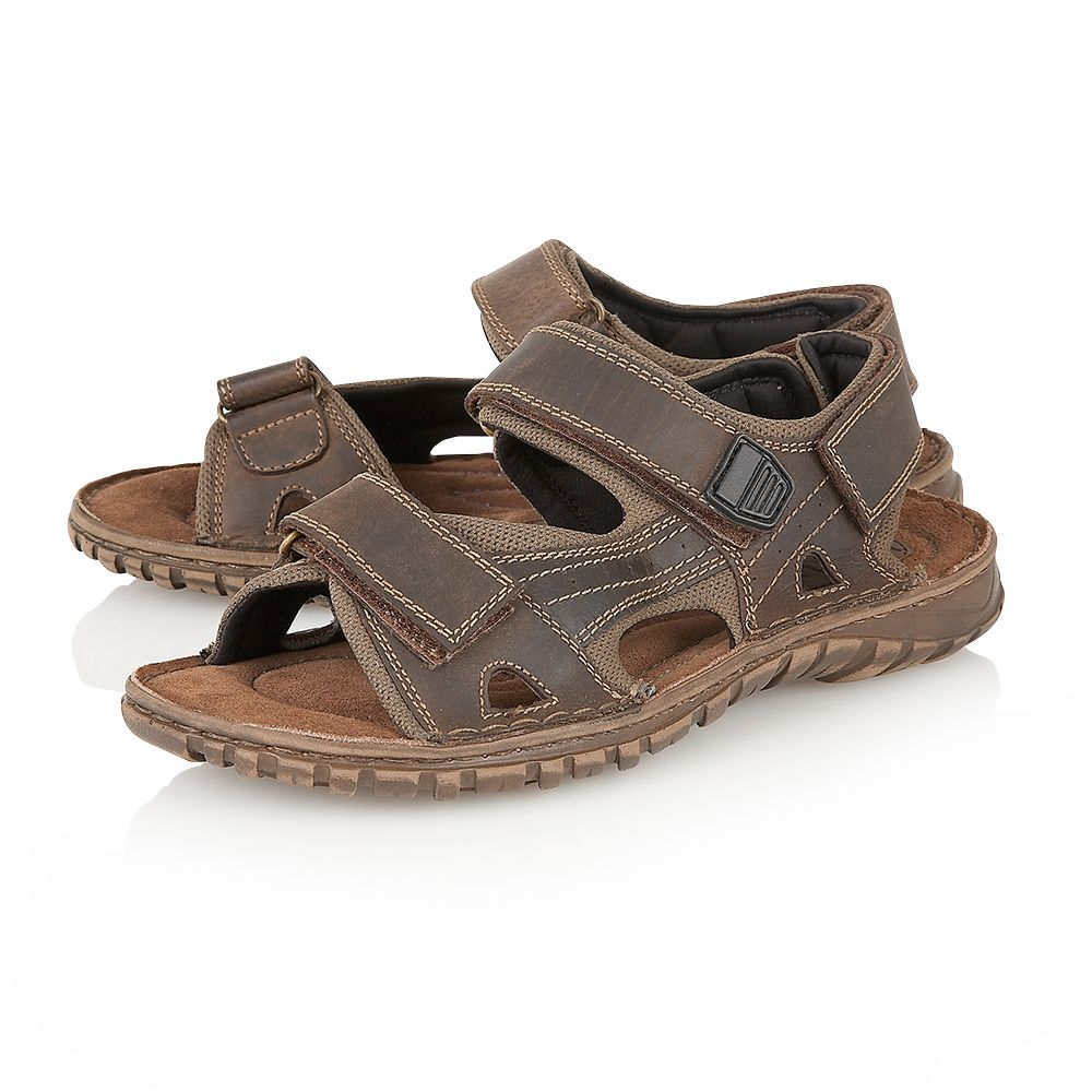 Filey mens raft sandal