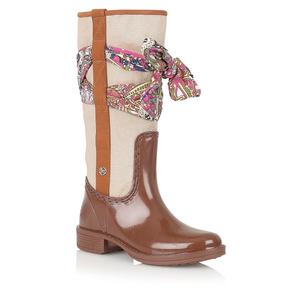 Posh sahara welly boots