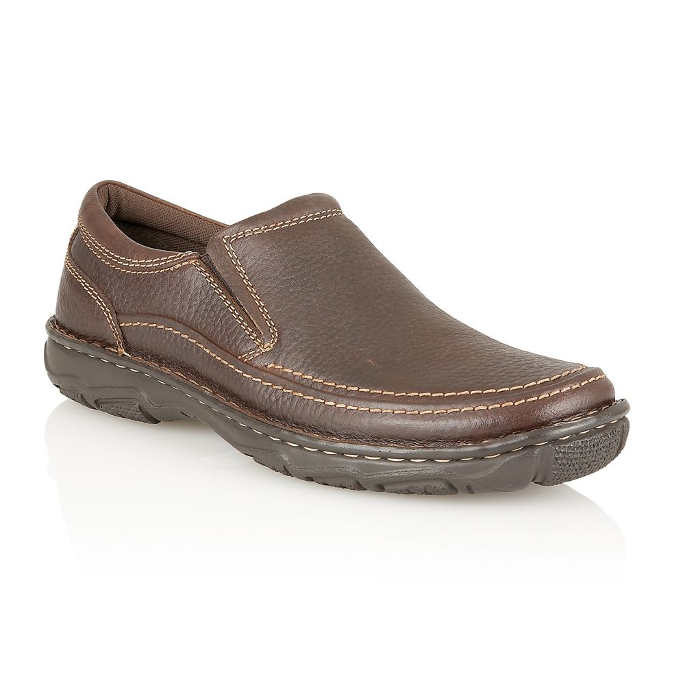 Ravi mens slip-on shoes