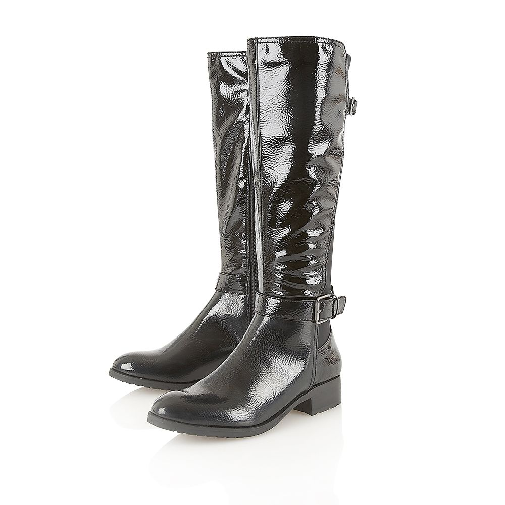 Alborz knee-high boots
