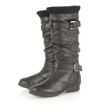 Calciano knee high boots