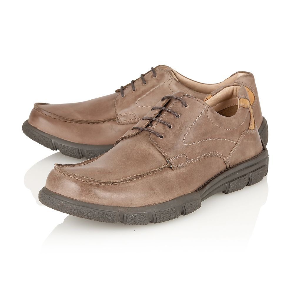 Barker mens lace up shoes