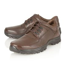 Holerson mens casual lace up shoe