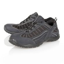 Westmeath mens lace up trainer shoes