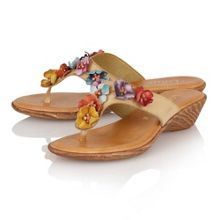 Lotus Sicily toe post sandals