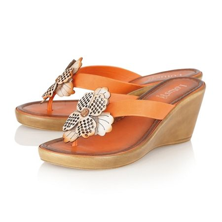 Lotus Portofino casual sandals