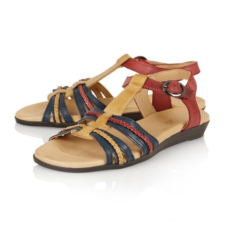 Lotus Nerissa open toe sandals