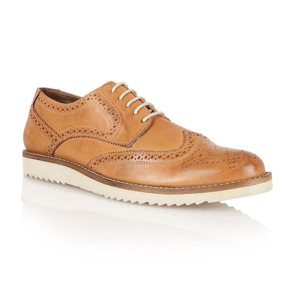 Bromwich mens brogue shoes