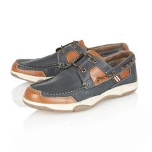 Braxton mens deck shoes