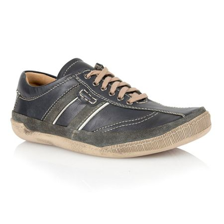 Lotus Since 1759 Cheltenham mens trainer inspired shoes