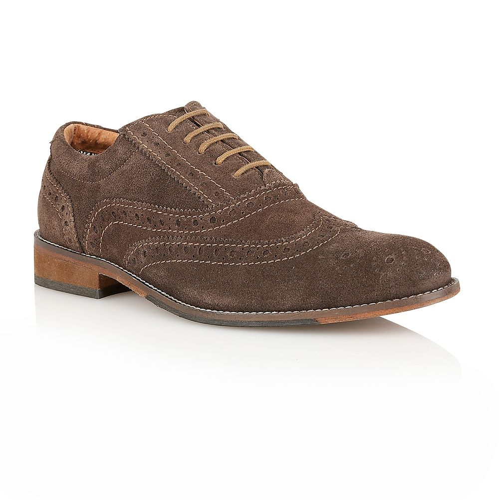 Tamworth mens brogue shoes
