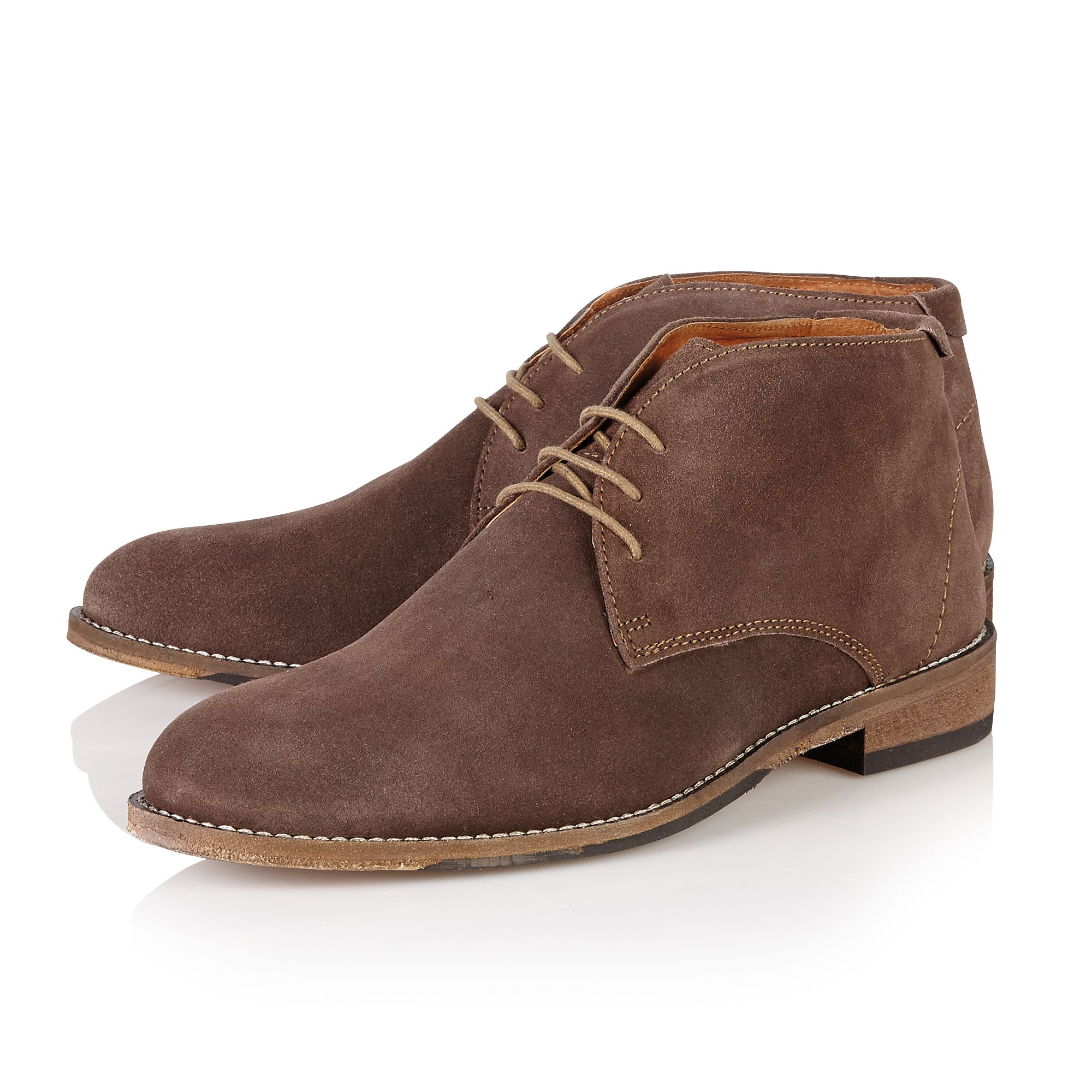 Abington mens ankle boots