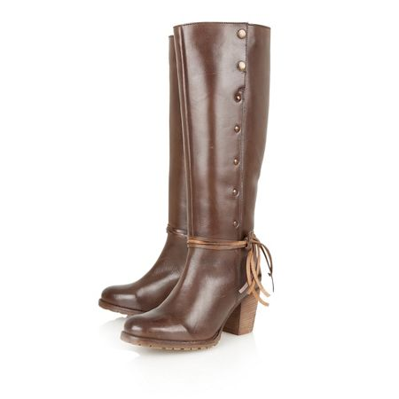 Lotus Swift knee high boots