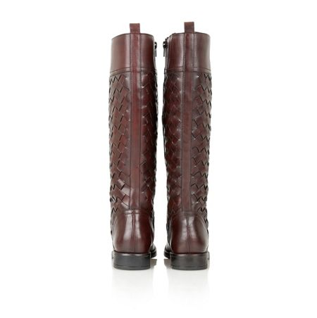 Lotus Rockford knee high boots