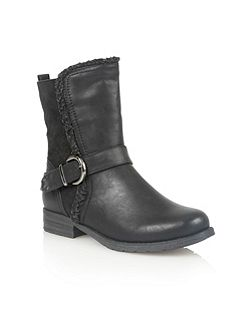 Rink ankle boots