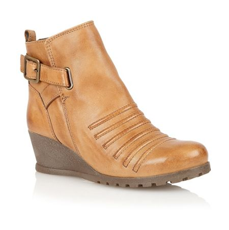 Lotus Division ankle boots