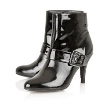 Extreme ankle boots