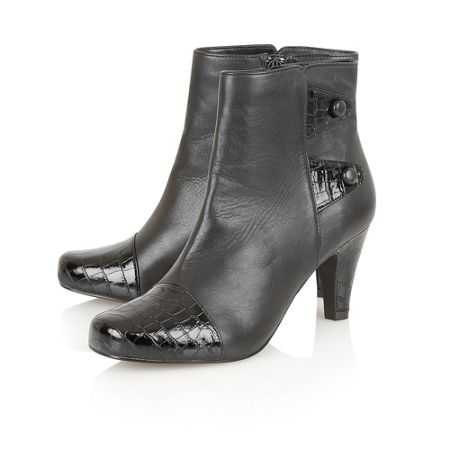 Lotus Robin ankle boots