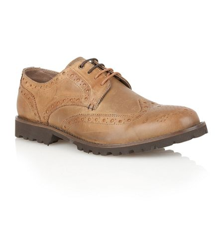 Lotus Datford Lace Up Casual Brogues