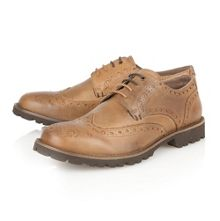 Datford Lace Up Casual Brogues