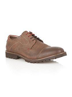 Lace Up Formal Oxford Shoes