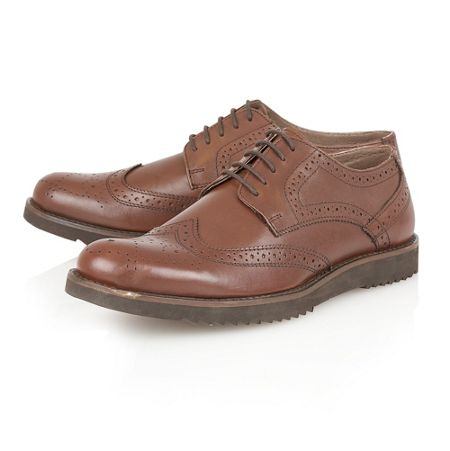 Lotus Chesham Lace Up Casual Brogues