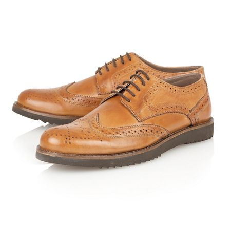 Lotus Lace Up Casual Oxford Shoes