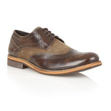 Lace Up Formal Brogues