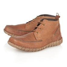 Nuneaton Lace Up Casual Chukka Boots